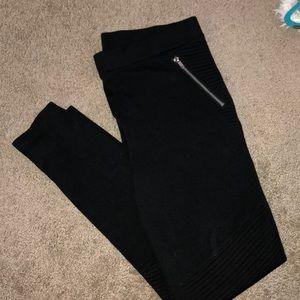 Black leggings H&M!